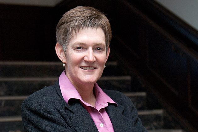Amy Donahue, associate professor and department head, public policy, CLAS.