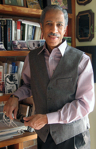 Noel A. Cazenave, associate professor of sociology, is one of two keynote speakers at the 2012 Martin Luther King Jr. Day observance on Jan. 16.