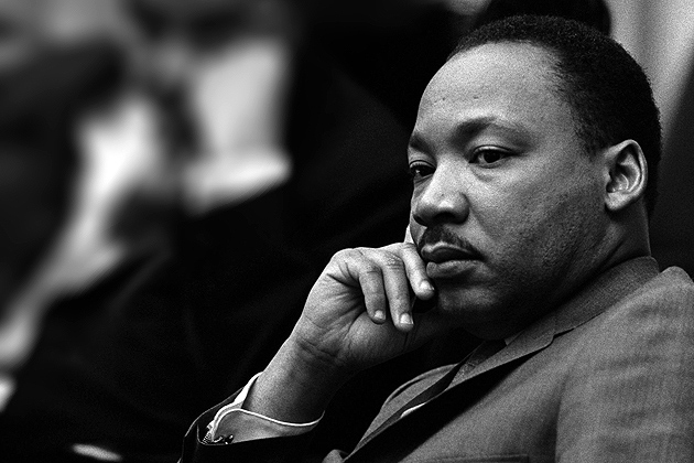Martin Luther King, Jr. (Wikimedia Commons Photo)