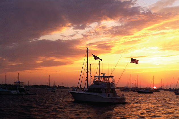 Sea Grant Report. Valuing the Coast: Economic Impacts of Connecticut's Maritime Industry.