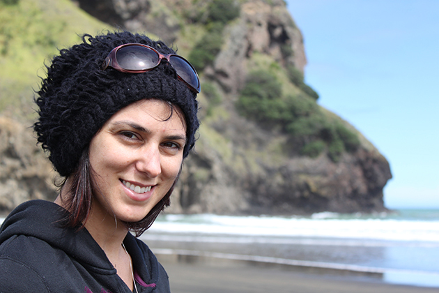 Kelly Lombardo joins the Department of Marine Sciences from the School of Marine and Atmospheric Sciences at Stony Brook University. Her primary research interests include coastal storm processes and regional climate change. (Photo courtesy of CLAS)