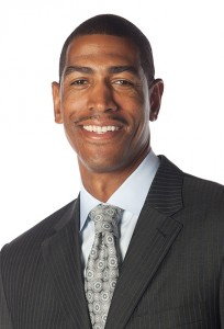 Kevin Ollie, head coach, men's basketball. (UConn Athletics Photo)