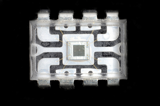A chip used in electronic devices.