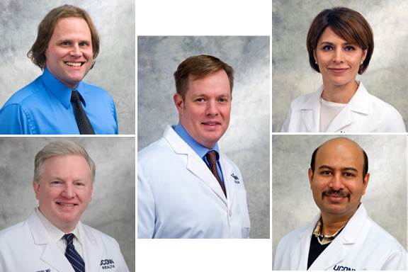 Recent additions to UConn Health faculty