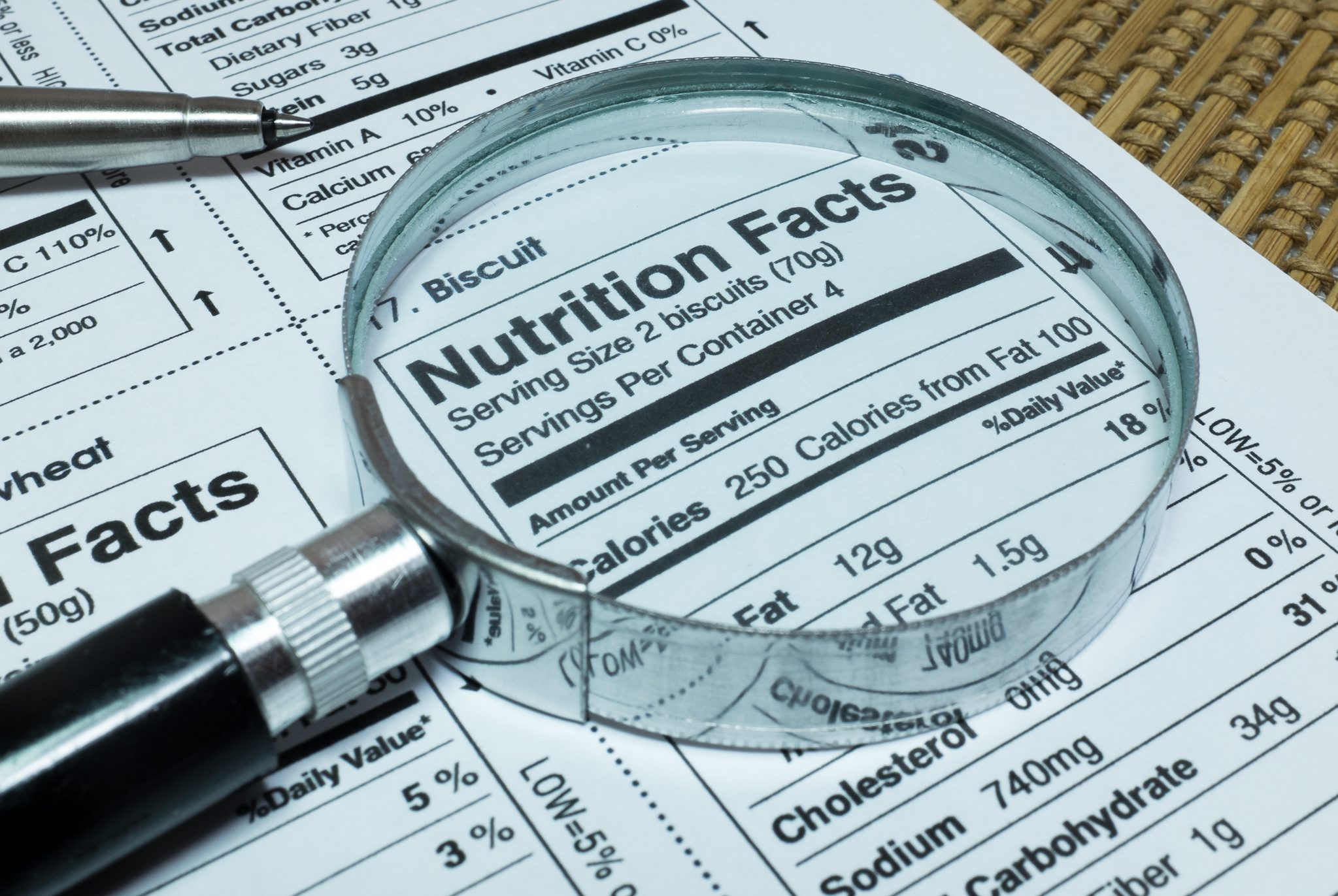 'It's important to read the nutrition labels of the food you buy at the grocery store,' says UConn Health cardiologist Dr. Aseem Vashist. 'You can't go wrong by substituting saturated fats and sugar products with more fruits, vegetables, whole grains, and fewer calories.' (Getty Images)