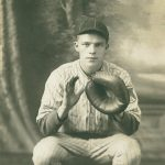 Coach Jim Penders' maternal grandfather, Sal Cholko, a catcher for the state's American Legion Baseball championship team.
