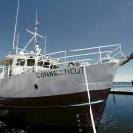 The R/V Connecticut, in its heyday. (UConn File Photo)
