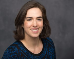 Veronica Herrera, assistant professor of political science and author of Water and Politics: Clientelism and Reform in Urban Mexico.
