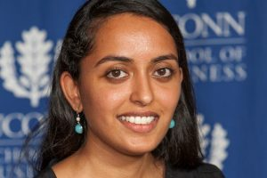 Jalak Patel '16 (PharmD/MBA) is currently in the second year of a post-doc.