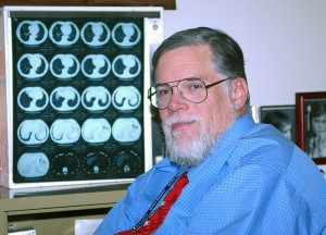 <p>Dr. Daniel McNally, pulmonologist and medical director of the Health Center's Sleep Disorders Center. Photo supplied by the UConn Health Center </p>