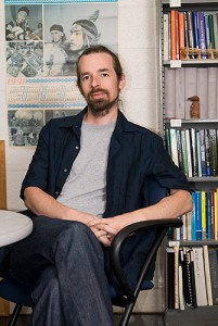 <p>Jonathan Bobaljik, professor of linguistics, is conducting research on a language known as Itelmen, which is on the verge of extinction. Photo by Frank Dahlmeyer</p>