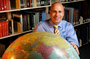 <p>Ross Lewin, executive director of Study Abroad Programs. Photo by Peter Morenus</p>