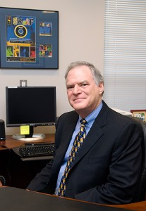 <p>Jeffrey Fisher, professor of psychology and director of the Center for Health, Intervention, and Prevention. Photo by Jessica Tommaselli </p>