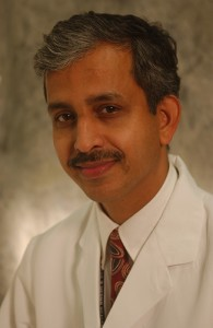 <p>Dr. Upendra Hegde. Photo supplied by the UConn Health Center</p>