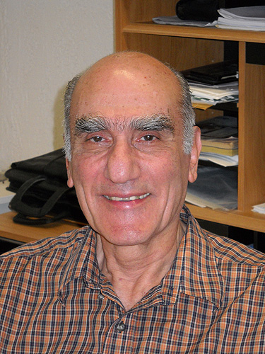<p>Matthew Mashikian, professor emeritus, electrical and systems engineering, and founder of IMCORP. Photo provided by the School of Engineering</p>