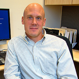 Jason Pufahl, chief information systems security officer.