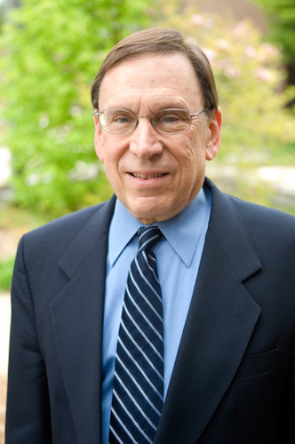 <p>Arnold Dashefsky, the Doris and Simon Konover Chair of Judaic Studies in CLAS</p>