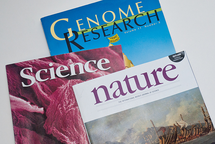 <p>Brenton Graveley has papers published in Nature, Science, and Genome Research.</p>