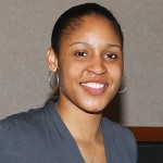 <p>Maya Moore. Photo provided by Athletic Communications</p>
