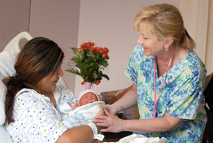 <p>The  Doctor of Nursing Practice degree empowes nurse practisioners with the latest scientific research and training so they can help improve patient outcomes in areas such as maternity care.</p>