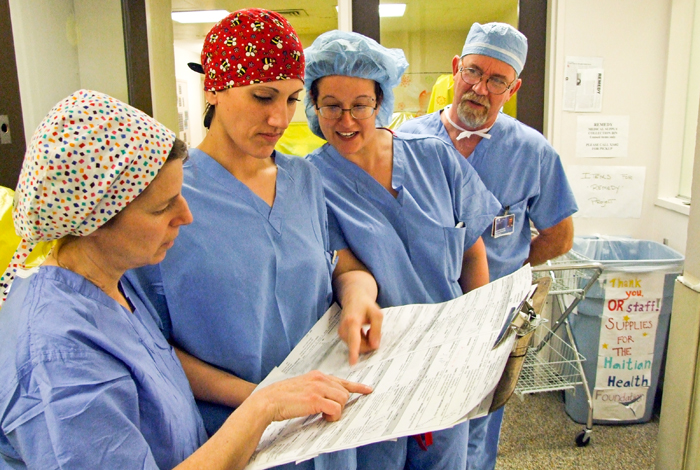<p>The  Doctor of Nursing Practice degree empowes nurse practisioners with the latest scientific research and training so they can help improve patient outcomes in areas such as surgery.</p>