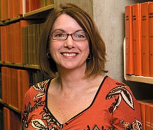 """Catherine L. Thompson, assistant professor in residence in the UConn History Department, presents ÒJohn Denison Hartshorn: A Colonial Apprentice in """"'Physick' and Surgery"""" May 17 in the Low Learning Center."""