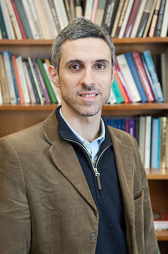 Claudio Benzecry, assistant professor of sociology.