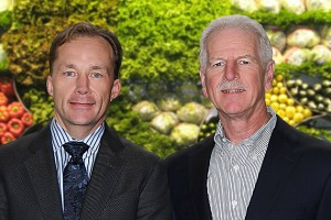 Jeffrey S. Volek, associate professor of kinesiology, UConn (left) and Stephen D. Phinney, professor of medicine emeritus, UCal-Davis, have collaborated on a book that explores the science behind the health benefits of low carbohydrate living.