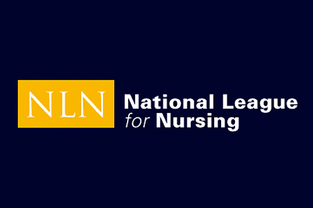 National League for Nursing logo.