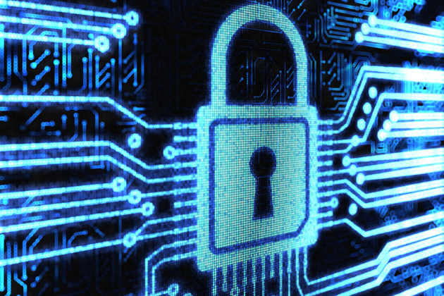 Image representing computer security