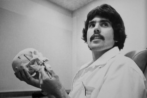 Dr. Gregory Canney, Class of 1980 School of Dental Medicine. (UConn Health Center Archive)