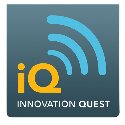Innovation Quest logo.