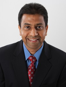 Shankar Musunuri '93 Ph.D., chief executive officer of Nuron Biotech.