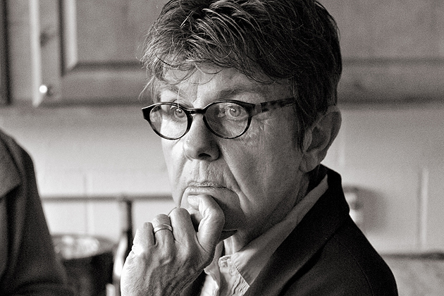 Kay Ryan, winner of a 2011 Pulitzer Prize and former Poet Laureate of the U.S. is the 49th Wallace Stevens Poet. (Don J. Usner Photo)