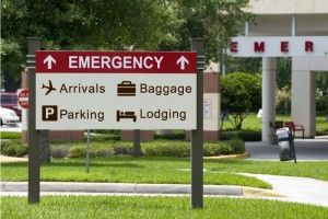 Between 5 and 9 percent of hospital admissions each day are patients who are repeat visitors to the emergency department.