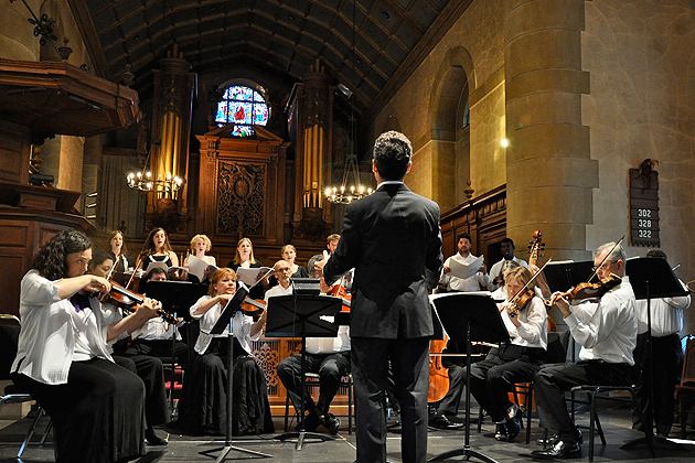Early Music Festival (Photo courtesy of Connecticut Early Music Festival).