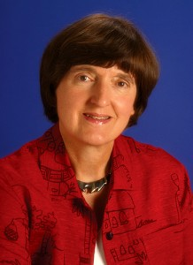 Board of Trustees Distinguished Professor Lynne Healy. (Photo from the School of Social Work)
