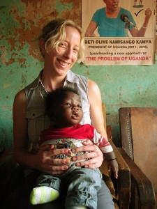 Assistant professor Susan Kiene '07 Ph.D. conducts social and behavioral science research on HIV/AIDS prevention in the U.S. and Africa.