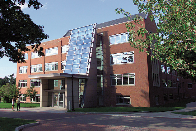 College of the Liberal Arts and Sciences Building.