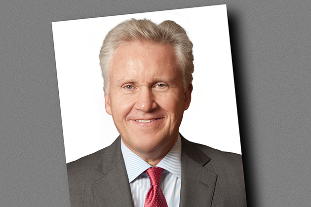 Jeffrey Immelt, chairman and chief executive officer of General Electric Corp.