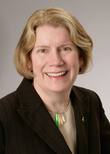 Elizabeth Shanahan, director and CEO for the Society of Women Engineers will be the keynote speaker at the School of Engineering commencement exercises. (Photo courtesy of the School of Engineering)