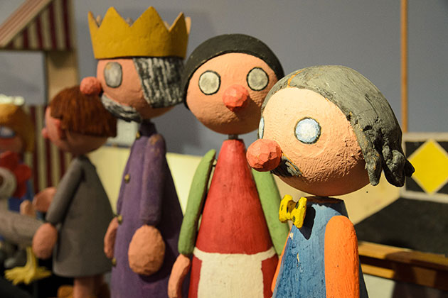 Puppets of