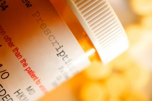 Pharmacy Pill Bottle