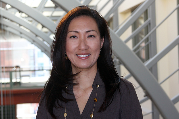 Jae-Eun Joo is Director of Online Programs at the Neag School of Education. (Shawn Kornagay/UConn Photo)