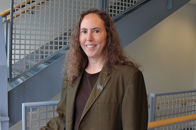 Mary Bernstein, professor of sociology in the College of Liberal Arts and Sciences and author of the book