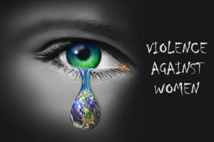The logo for the Violence Against Women conference.