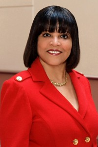 Carolle Andrews, Chief Administrative Officer at the University of Connecticut Health Center in Farmington, Connecticut. (UConn Health Center Photo)