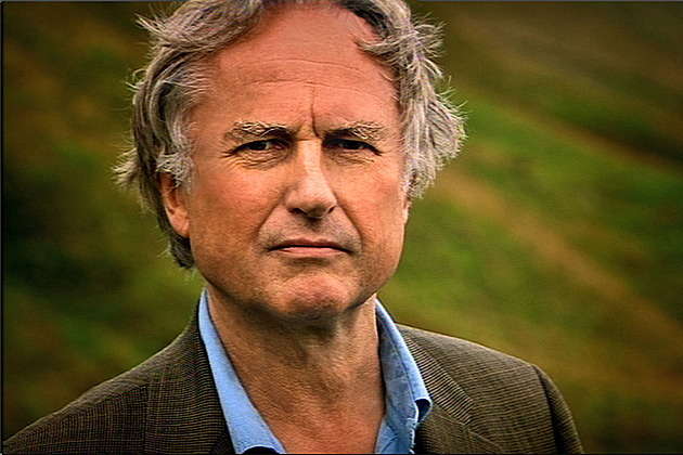 Richard Dawkins, noted scientist and international bestselling author.