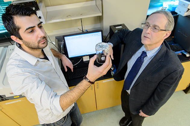UConn Chemist Nationally Recognized for Inventions