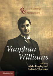 vaughan williams book